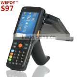 Industrial PDA 3.5inch Bluetooth barcode scanner WiFi handheld RFID Terminal Mobile Computer Barcode Scanner