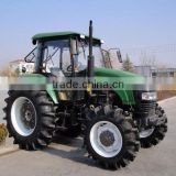 80 hp 4wheel farm tractor with cabin