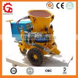 GZ-3E Electric Drive Type Dry-mix Concrete Spraying Shotcrete Machine for Swimming pools