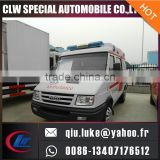 4x4 icu ambulance car with low price