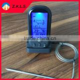 Remote Wireless Digital Beef Meat Temperature Thermometer