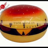 wholesale hamburger shape design kitchen timer