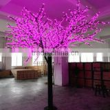 shengjie pink waterproof led Cherry Tree for decor