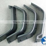 ABS material wheel arch fender flare for Jeep Wrangler TJ