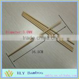 Bamboo kitchen tools decorative bamboo sticks for japanese restaurants