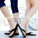 wholesale Korean beach men's Beach Sandals Lovers slippers students anti-skid folder drag Men's and women's flip flops