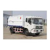 7.7ton Small Garbage Collection Vehicles 4x2 For Waste Transfer Station