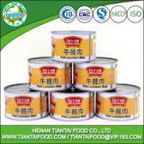 canned beef luncheon meat manufacture