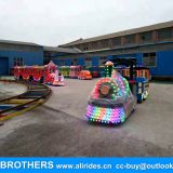 Trackless train rental Birthday party trains electric tourist train shopping mall