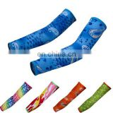 wholesale cycling wear arm sleeves - Custom cycling jersey colorful arm sleeve