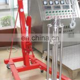 FLK CE roll to roll digital label printing machine,computerized woven label machine,shrink sleeve label machine