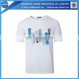Promotion custom sports t-shirt with logo