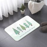 Fast Dry Diatomaceous Earth Floor Mat Anti Slip Bath Floor Mat Diatomite Coaster