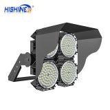 Outdoor or indoor high lumen 480w stadium light high mast led light for tennis court and sport stadiums