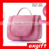 OXGIFT Korea Travel Storage bag, multifunctional hanging wash bag, wholesale manufacturers custom waterproof makeup bag
