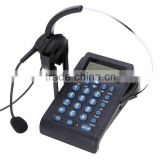 Shenzhen Cheeta latest design Professional Call Center Headset & Telephone