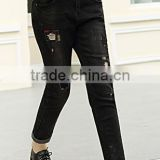 Women's Brooke Slim Fit black Bootcut Jean
