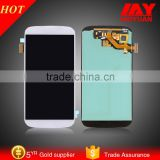 lcd display for samsung galaxy s4 sgh-m919 original new oem grade aaa quality 100% test white black blue free shipping
