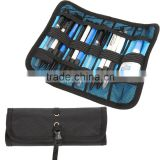 Universal Organiser Travel Carry Case Cover Bag For USB Cable Drive Shuttle Electronics Accessories