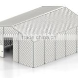 prefabricated steel structure warehouse, warehouse prices, warehouse layout design