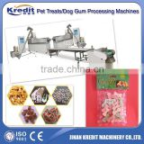 Stick Dog Treats Processing Machine/Nutrition Dog Gum Production Line/High Output/High Quality