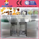 High efficiency fruits drying machine/ electric heating microwave drying machine in food processing factory