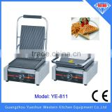 2015 Latest Electric Contact Grill Equipment For Restaurant/Commercial single plate electric contact