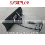snow plow blade snow and ice removal