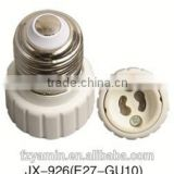E27 to GU10E lamp holder adaptor Converter; Lamp Adapter;