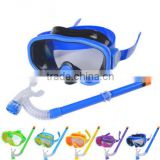 TF-02160520011 children Diving Mask Snorkeling snorkel semi-dry Glasses Equipment Tempered Glass Swimming Diving Goggles
