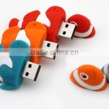 Promotion cartoon fish usb flash drive 8gb 16gb                                                                                                         Supplier's Choice