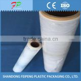 Wholesale high quality transparent lldpe pallet wrap stretch plastic shrink film