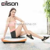Passive excerciser 3D whole body vibration machine crazy fit massager cheap price Eilison