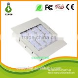 IP65 waterproof 5 years warranty high bay led retrofit kits fixtures gas station led canopy light