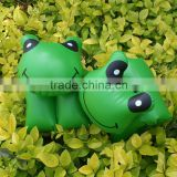 lovely promotional inflatable frog arm floats for kids inflatable arm rings for swimmers