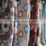 various offset printing coral fleece blanket Changshu made