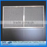 stainless steel fine mesh water cylinder filter/stainless steel woven wire cylinder mesh filter
