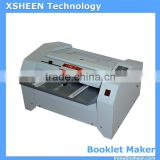 39 booklet binding machine, paper staple and folding machine