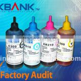 INKBANK Water based Ink For Epson Desktop Printing,Compatible with Cartridge T0811BK/ T0812C/ T0813M/ T0814Y/ T0815LC/ T0815L