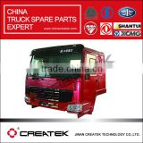 Createk Howo truck parts extended cab assy HOWO HW70
