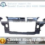 Brand New Radiator support for Hyundai Elantra 2011 64101-3X000 with high quality and most competitive price.