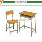 Generally use commercial furniture and school furniture type bookcase desk and chair, school students is suitable for the publi