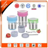 food grade stainless steel kids thermos food flask