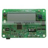 FR4 1.6MM HASL DOUBLE-SIDED PCBA BOARD ..1