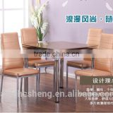 stainless steel table bases funriture dining table extension hardware cheap dining chairs set of 4