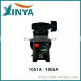 XINYA A-type 8bar 1hp single cylinder small ac piston belt-driven air compressor part compressor head air pump(1065A)
