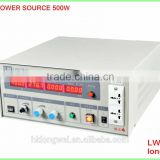 Ac power source L-500 Single Phase AC Power Source, 500VA Voltage Frequency Converter Variable Frequency Power