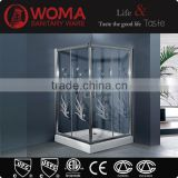 Y604 Cheap Wholesale simple shower cabin/shower room/shower box