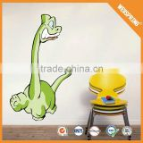 Worth repositionable funny 3d kids cute animal puffy wall stickers