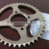 motorcycle CG125/CD70/JH70 sprocket chain set